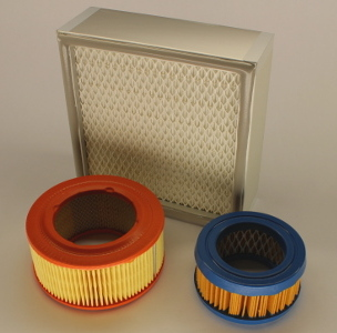HEPA, ULPA & Carbon Cell Filters